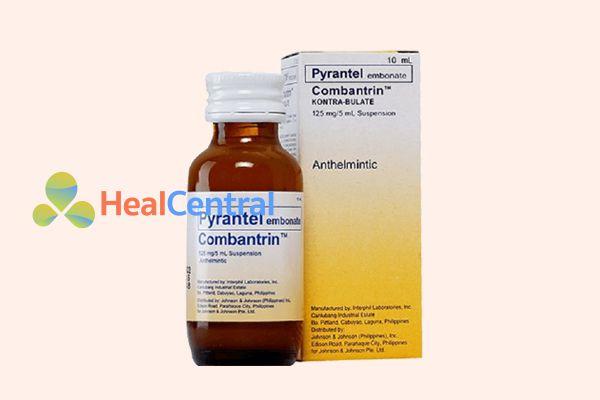Thuốc tẩy giun Pyrantel