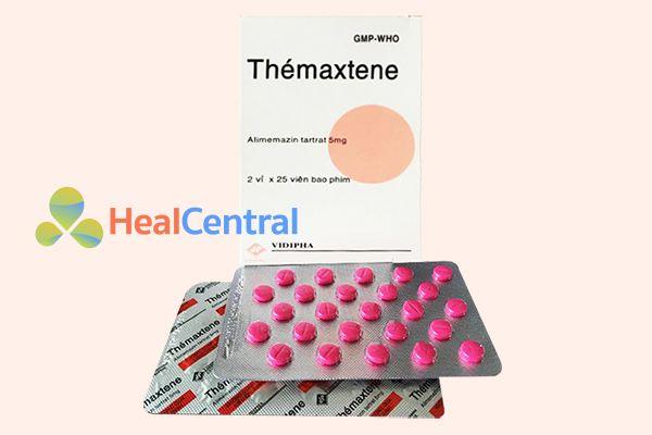 Thuốc Themaxtene 5mg
