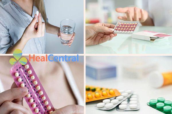 Thuốc tránh thai hàng ngày không được sử dụng cho thời kỳ kinh nguyệt