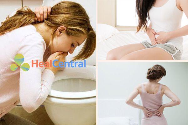 Tác dụng phụ của thuốc tiêm tránh thai