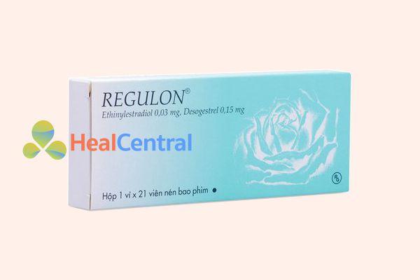 Thuốc tránh thai 21 viên Regulon của Hungary