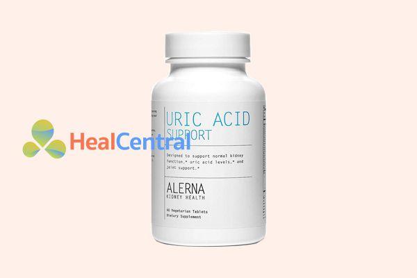 Thuốc trị gút Uric Acid Support của Mỹ