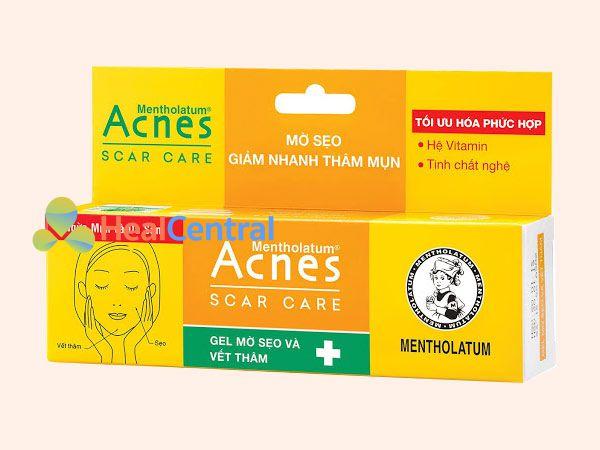 Kem chữa thâm mụn Acnes Scar Care