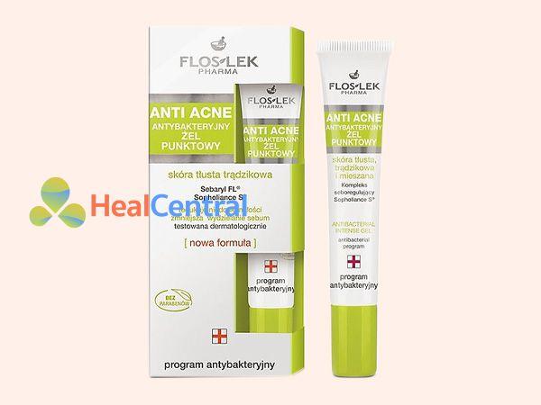 Thuốc trị mụn bọc Floslek Pharma Antibacterial Intense