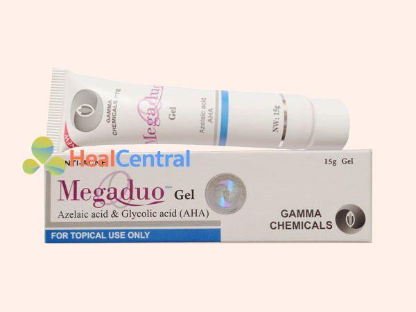 Thuốc điều trị mụn trứng cá Megaduo