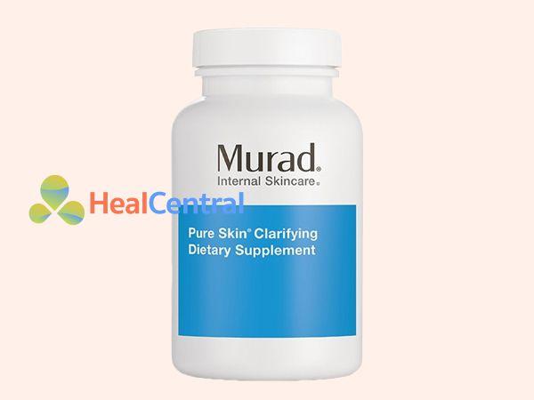 Viên uống trị mụn nội tiết tố Murad