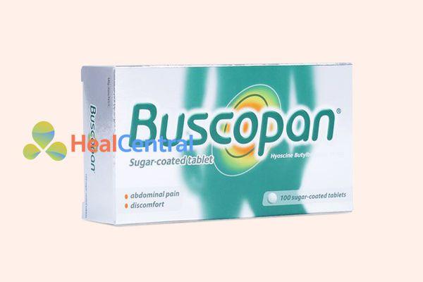 Thuốc Buscopan 10mg - Một sản phẩm điều trị sỏi thận đến từ Đức