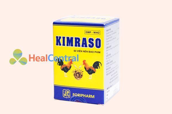 Thuốc điều trị sỏi thận Kimraso - Một sản phẩm của công ty Dược Phẩm TW3
