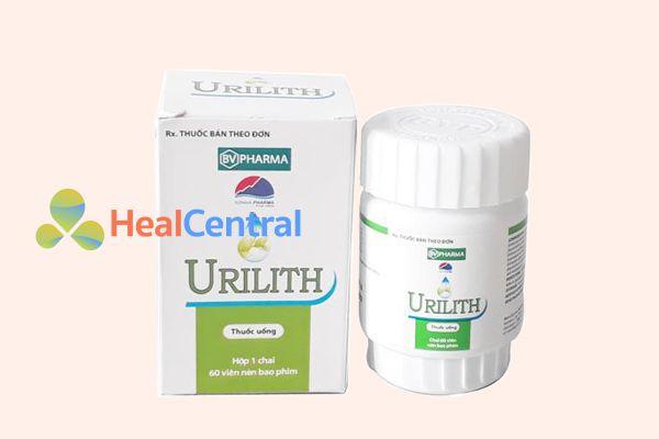 Thuốc chữa sỏi thận Urilith của BVPharma