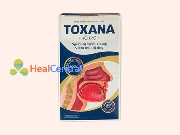 Toxana có nguồn gốc thảo dược