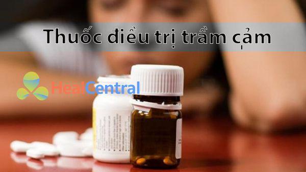 Thuốc điều trị trầm cảm - nhóm ức chế enzym MAO
