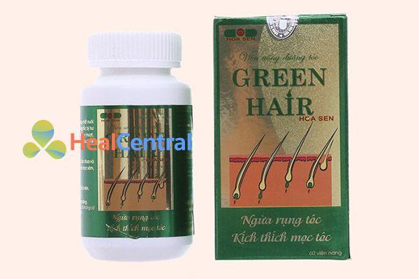 Viên uống Green Hair