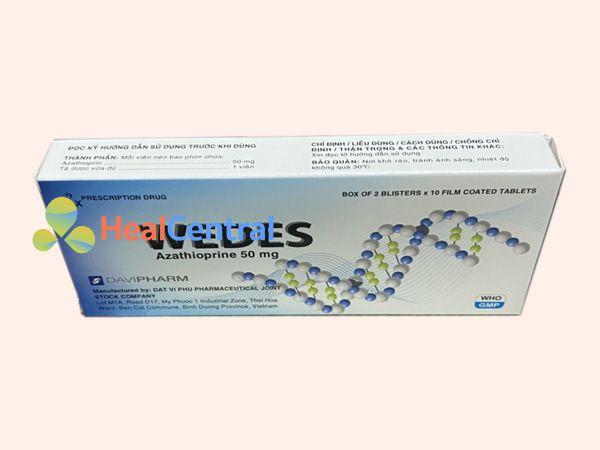 Thuốc Wedes điều trị bệnh nhân ghép cơ quan