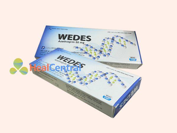 Thuốc Wedes sản xuất bởi Công ty Davipharm