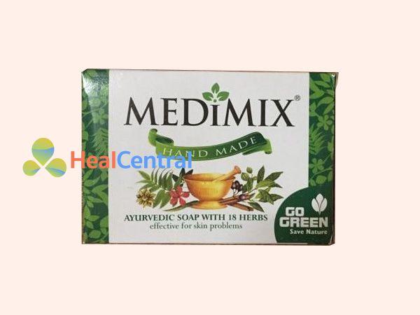 Xà phòng trị mụn lưng Medimix
