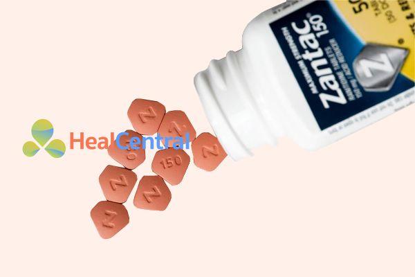 Hướng dẫn sử dụng thuốc Zantac