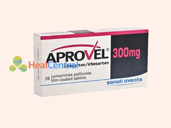 Hình ảnh hộp thuốc Aprovel 300mg