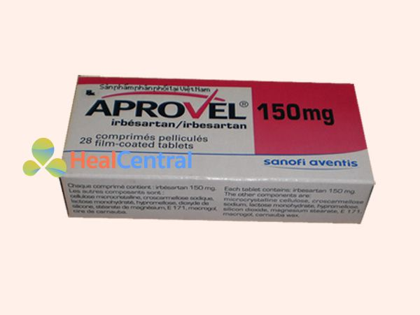 Thuốc Aprovel sản xuất bởi Sanofi