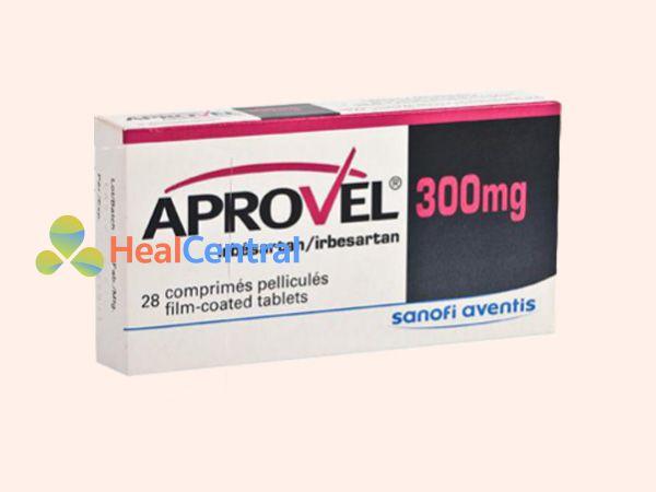 Thuốc Aprovel - điều trị tăng huyết áp