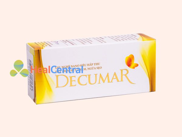 Hình ảnh hộp Decumar