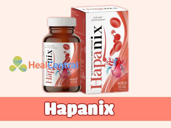 Hapanix dành cho người huyết áp cao
