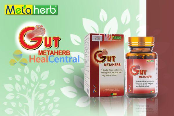 Hình ảnh sản phẩm Viên Gut Metaherb
