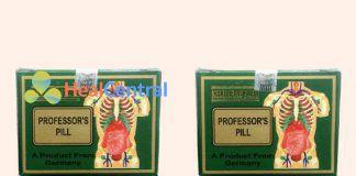 Hình ảnh minh họa Professor's Pill Keluaran Baru