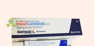 Thuốc Supirocin-B