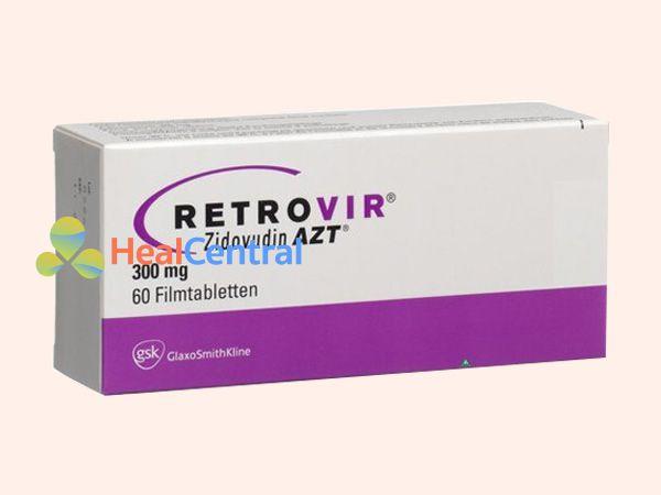 Thuốc Zidovudin