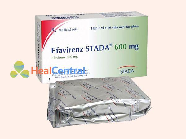 Thuốc Efavirenz