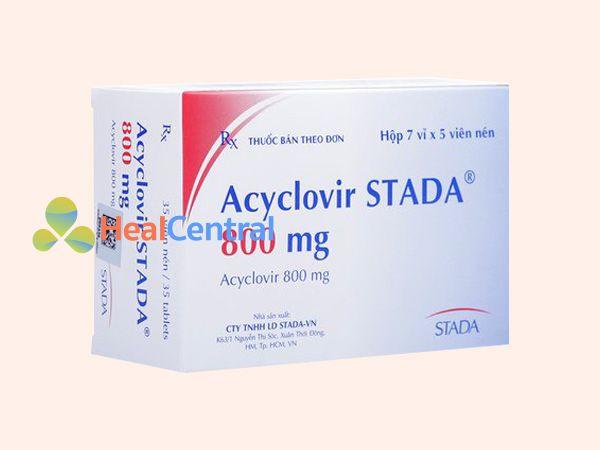 Thuốc Acyclovir
