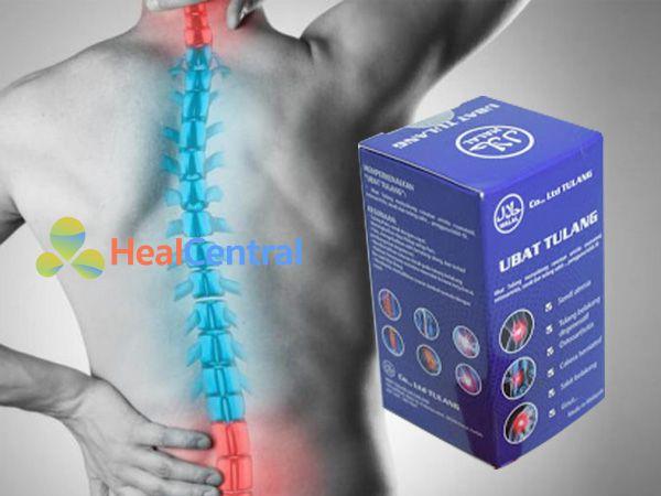 Ubat Tulang - cải thiện tình trạng đau nhức xương khớp