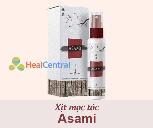 Xịt Mọc Tóc Asami