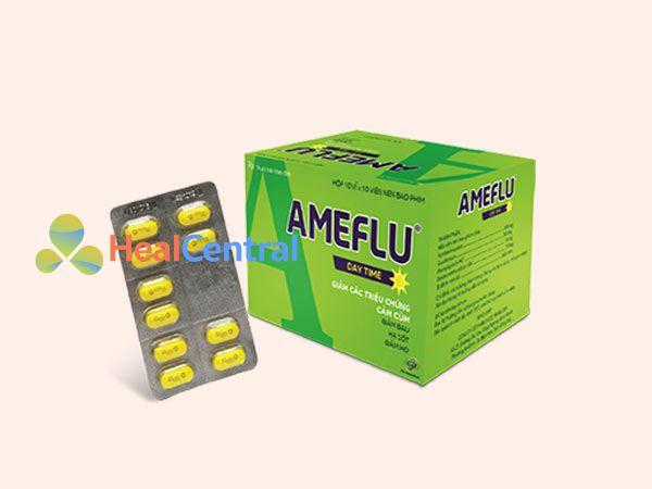 Ameflu Daytime dạng viên uống