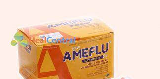 Thuốc trị cảm cúm: Ameflu Daytime +C