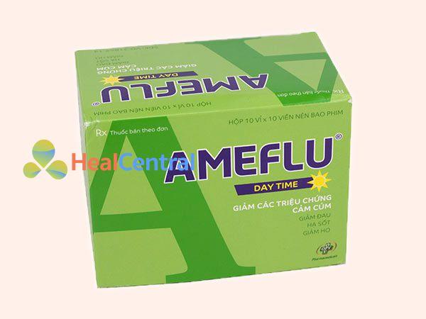 Đọc kỹ hướng dẫn sử dụng Ameflu trước khi dùng