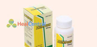 Thuốc Amitriptylin