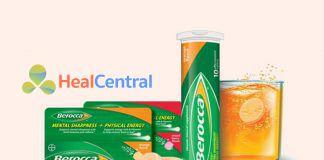 Berocca - một thuốc thuộc nhóm thuốc bổ, vitamin và khoáng chất