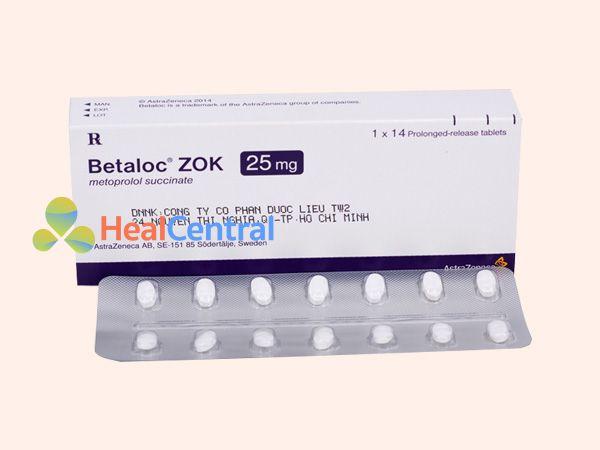 Thuốc Betaloc Zok