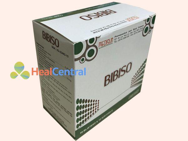 Thuốc Bibiso giúp hỗ trợ trị bệnh gan hiệu quả