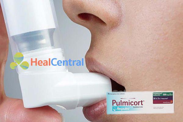 Cách dùng thuốc Pulmicort