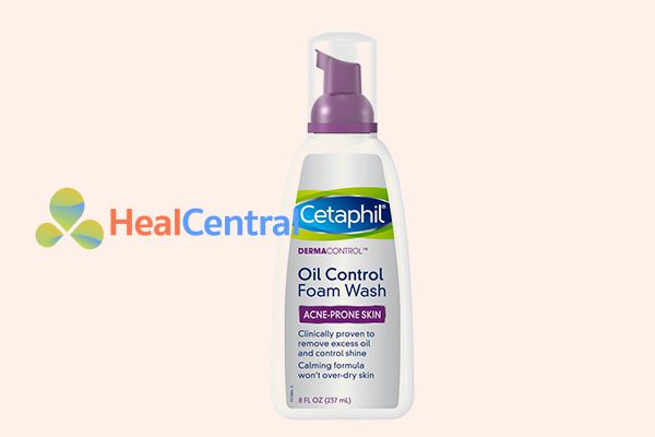 Cetaphil Oil Control Foam Wash