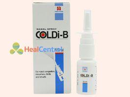 Hình ảnh thuốc Coldi B