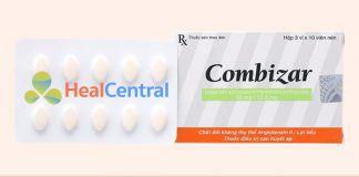 Hình ảnh thuốc Combizar