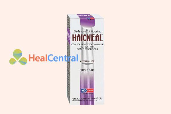 Dầu gội trị nấm da đầu Haicneal