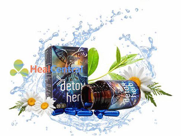 Detoxherb - giải quyết tình trạng hôi miệng hiệu quả
