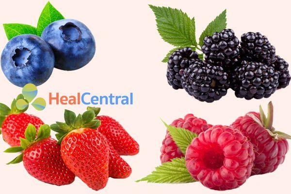 Một số loại quả người bị nhiễm Hp nên ăn