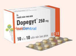 Hình ảnh thuốc Dopegyt