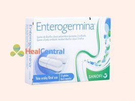 Enterogermina - một thuốc thuộc nhóm thuốc tác dụng trên đường tiêu hóa