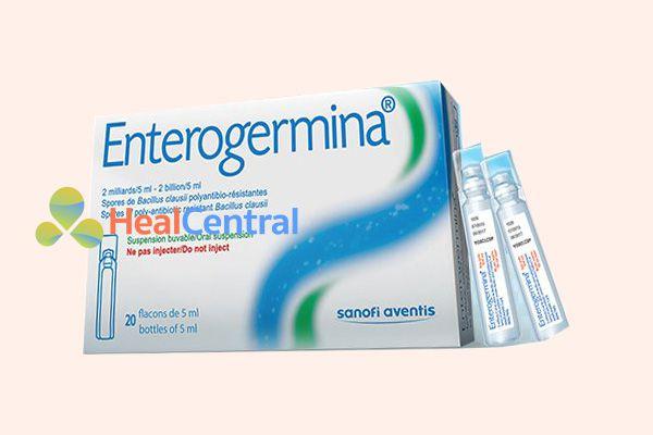 Thuốc Enterogermina dạng ống